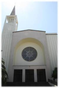 iglesia de tanger
